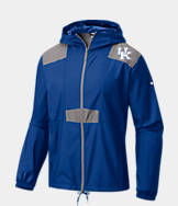 Men's Columbia Kentucky Wildcats College Flashback Windbreaker Jacket