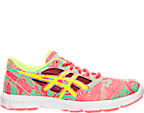 Girls' Grade School Asics 33-DFA Print Running Shoes