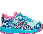 Girls' Toddler Asics GEL-Noosa Tri 11 Running Shoes