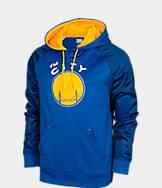 Men's Majestic Golden State Warriors NBA Armor II Hoodie