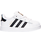 Boys' Toddler adidas Superstar Casual Shoes