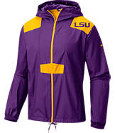 Men's Columbia LSU Tigers College Flashback Windbreaker Jacket