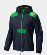 Men's Columbia Notre Dame Fighting Irish College Flashback Windbreaker Jacket