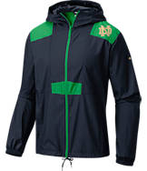 Men's Columbia Notre Dame Fighting Irish College Flashback Windbreaker Jacket