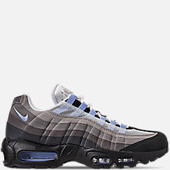 나이키 맨 Mens Nike Air Max 95 Casual Shoes,Black/Aluminum/Anthracite