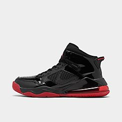나이키 Nike Mens Jordan Mars 270 Basketball Shoes,Black/Anthracite/Gym Red