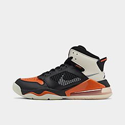 나이키 Nike Mens Jordan Mars 270 Basketball Shoes,Black/Reflect Silver/Starfish/Sail