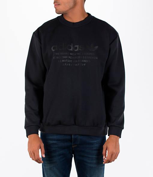 Men's adidas NMD Crewneck Sweatshirt