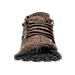 Front view of Men's adidas PureBOOST CB Running Shoes in Night Cargo/Core Black