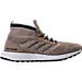 Right view of Men's adidas UltraBOOST ATR Mid LTD Running Shoes in Trace Khaki/Clear Brown/White