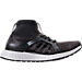 Right view of Women's adidas UltraBOOST X ATR LTD Running Shoes in Black/White