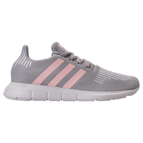women s adidas swift run casual shoes on people  94fb746174bb