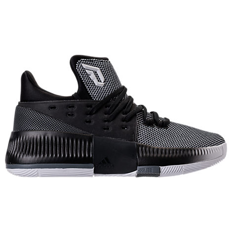 Boys' Grade School adidas Crazy Time Basketball Shoes