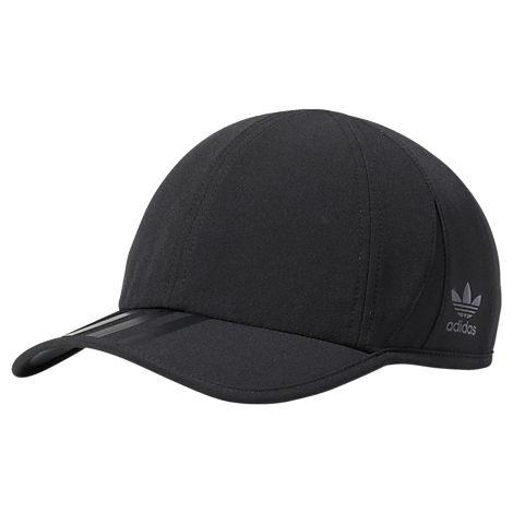 Men's adidas Originals 3-Stripes Trainer Adjustable Back Hat