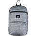 Front view of adidas Originals National Plus Backpack in Jersey Onyx Grey
