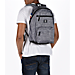 Alternate view of adidas Originals National Plus Backpack in Jersey Onyx Grey