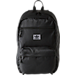 Front view of adidas Originals National Plus Backpack in Black