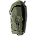 Back view of adidas Originals Urban Utility Backpack in Major Green