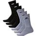 adidas Trefoil Cushioned Socks - 6 Pack Product Image