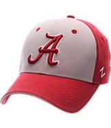 Zephyr Alabama Crimson Tide College Challenger Stretch Fit Hat