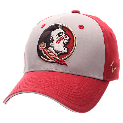 Zephyr Florida State Seminoles College Challenger Stretch Fit Hat