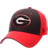 Zephyr Georgia Bulldogs College Challenger Stretch Fit Hat