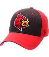 Zephyr Louisville Cardinals College Challenger Stretch Fit Hat