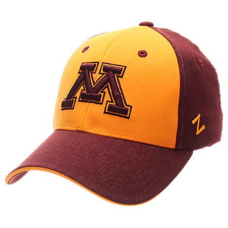 Zephyr Minnesota Vikings College Challenger Stretch Fit Hat
