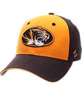 Zephyr Missouri Tigers College Challenger Stretch Fit Hat