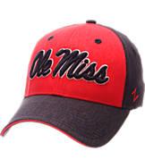 Zephyr Mississippi Rebels College Challenger Stretch Fit Hat