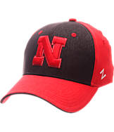 Zephyr Nebraska Cornhuskers College Challenger Stretch Fit Hat