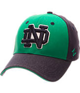 Zephyr Notre Dame Fighting Irish College Challenger Stretch Fit Hat