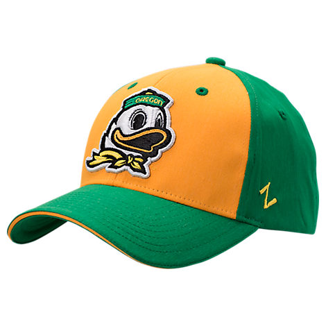 Zephyr Oregon Ducks College Challenger Stretch Fit Hat
