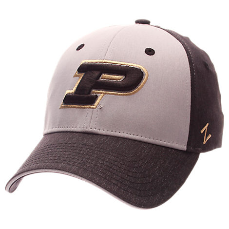 Zephyr Purdue Boilermakers College Challenger Stretch Fit Hat