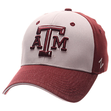 Zephyr Texas A&M Aggies College Challenger Stretch Fit Hat