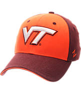 Zephyr Virginia Tech Hokies College Challenger Stretch Fit Hat