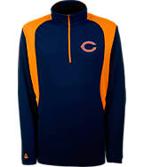 Men's Antigua Chicago Bears NFL Delta Quarter Zip Shirt