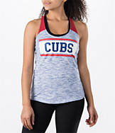 Women's New Era Chicago Cubs MLB Space Dye Tank