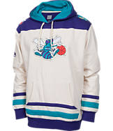 Men's Majestic Charlotte Hornets NBA Double Technical Hoodie