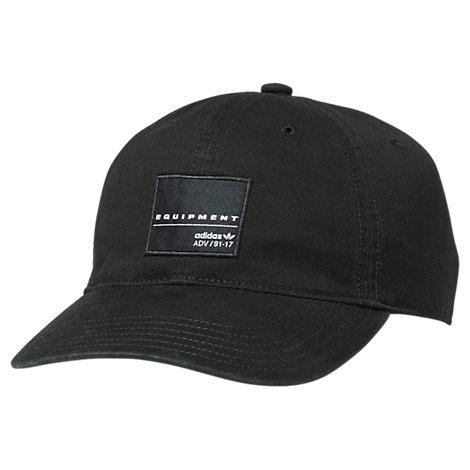 adidas Originals EQT Relaxed Strapback Hat