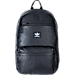 Front view of adidas Originals National Premium PU Backpack in Black