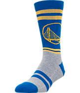 Men's Stance Golden State Warriors NBA City Gym Socks