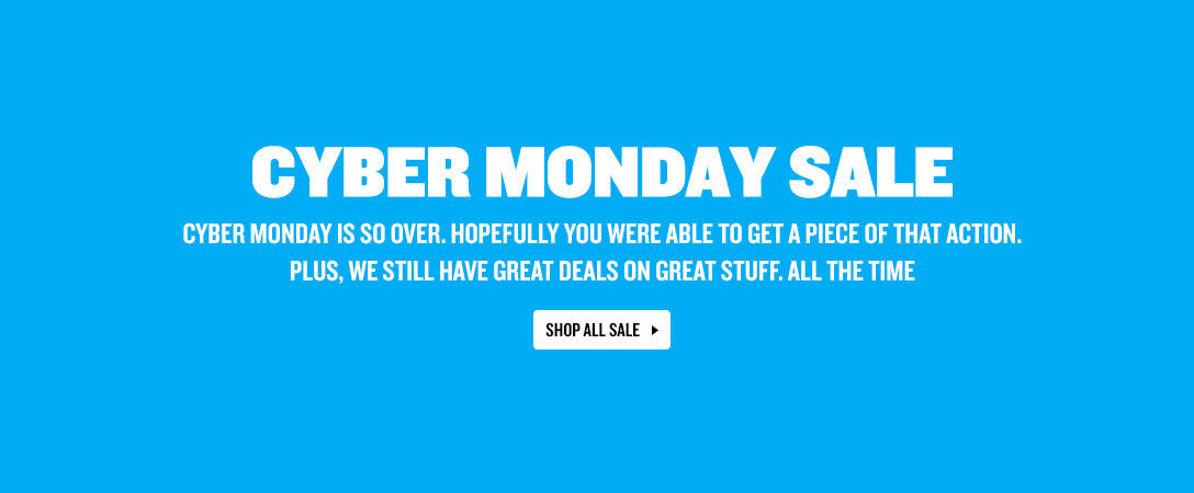 2016 Cyber Monday Sales