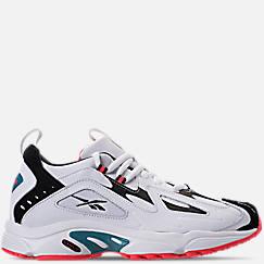 Mens 리복 Reebok DMX 1200 Low Casual Shoes,CN7590-WHT