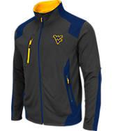 Men's Stadium West Virginia Mountaineers College Double Cover Jacket