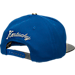 Back view of Zephyr Kentucky Wildcats College Composite Snapback Hat in Team Colors