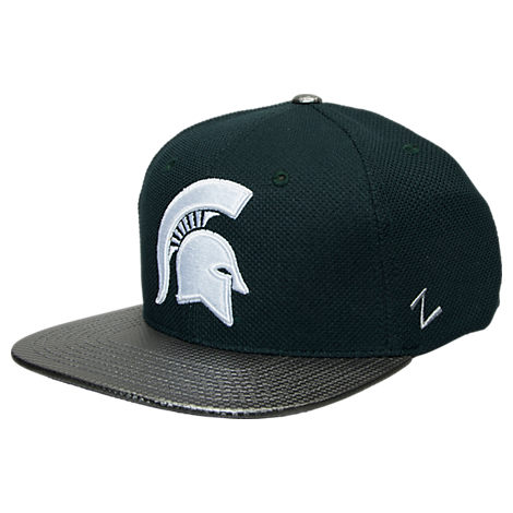 Zephyr Michigan State Spartans College Composite Snapback Hat