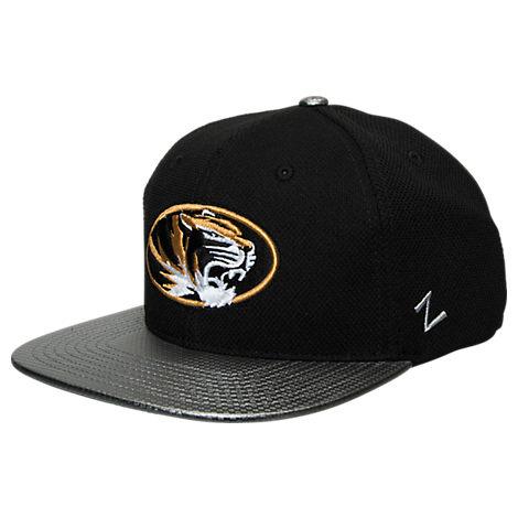 Zephyr Missouri Tigers College Composite Snapback Hat