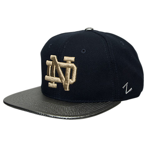 Zephyr Notre Dame Fighting Irish College Composite Snapback Hat