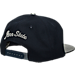 Back view of Zephyr Penn State Nittany Lions College Composite Snapback Hat in Team Colors